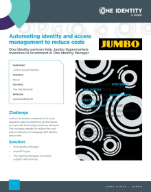 Automating identity and access management
